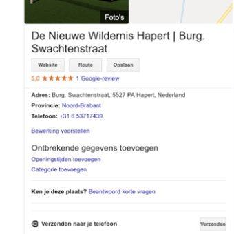 Designworx | Nieuwe Wildernis